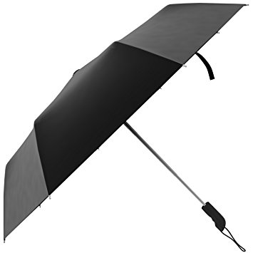 8. Happy rain umbrella.