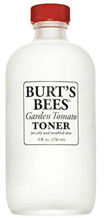 3. Burt's bee toner for oil