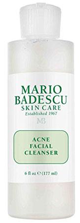 5. Mario Badescu Facial Cleanser