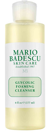 2. MARIO BADESCU GLYCOLIC FOAMING CLEANSER