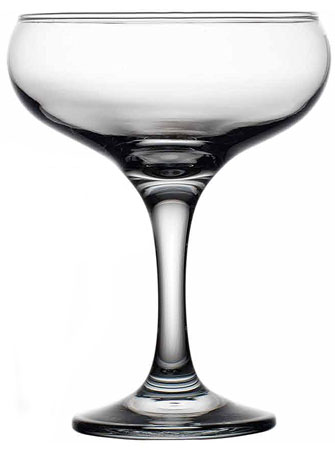 6. Home Essentials Mixology Cocktail Champagne Glasses