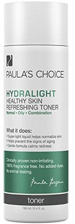 9. Paula's choice hydralight healthy skin