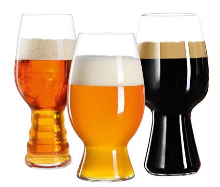 8. Spiegelau Craft Beer Tasting Glasses