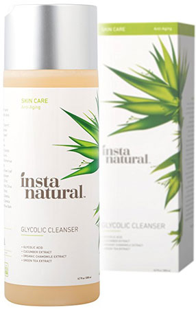 6. INSTANATURAL GLYCOLIC FACIAL CLEANSER