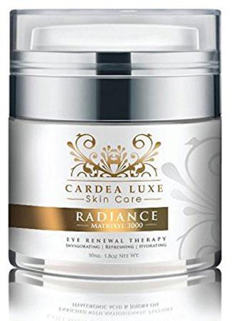 2. CARDEA LUXE moisturizer