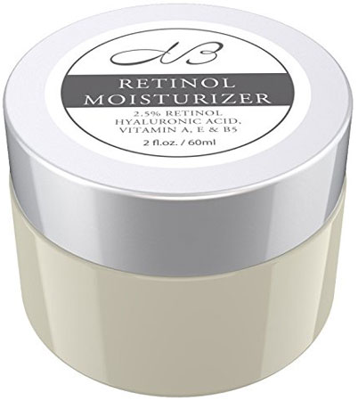 9. Monica's Beauty 2.5 Retinol Moisturiser