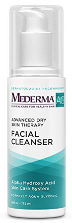7. Mederma Glycolid Facial Cleanser