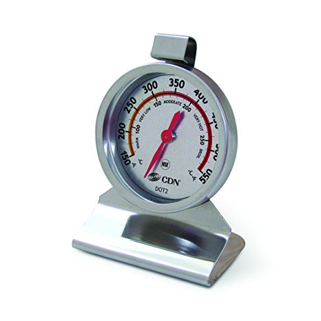 10. CDN DOT2 – ProAccurate Oven Thermometer