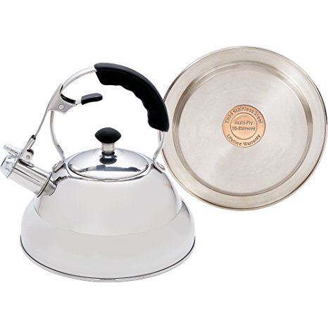 8. Chef's Secret KTTKC Surgical Stainless Steel Tea Kettle