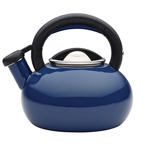 3. Circulon Teakettles Sunrise Whistling Teakettle