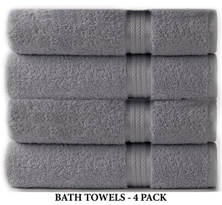 3. Craft Ultra Soft Extra Large Bath Towels