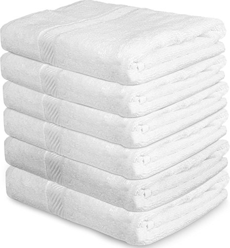 6. Cotton Pool Gym Bath Towels