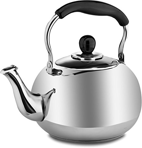 10. Pro Chef Kitchen Tools Tea Pot Kettle
