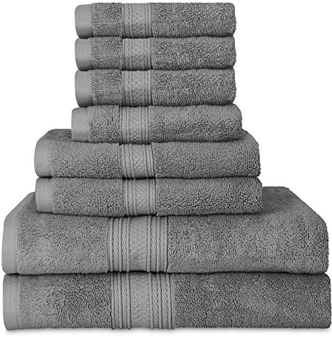 8. Super Soft Towels
