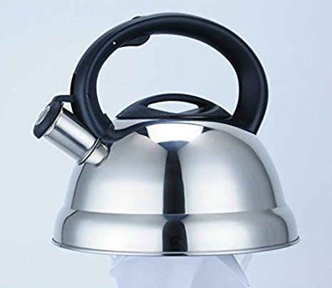 5. Maxware Stovetop Stainless Steel Whistling Tea Kettle
