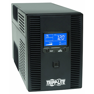 8 Tripp Lite UPS battery Backup