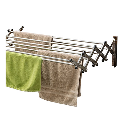 5. Aero - Stainless Steel Clothes Rack
