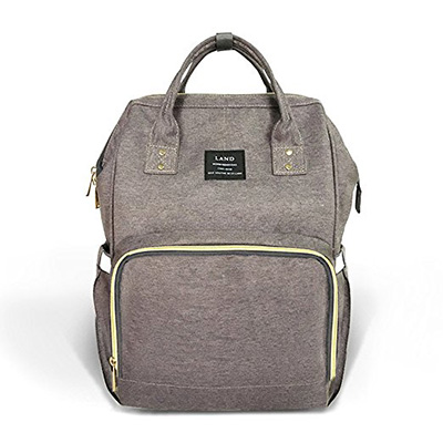 1. HaloVa Diaper Bag