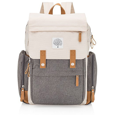 5. Parker Baby Co. Diaper Backpack