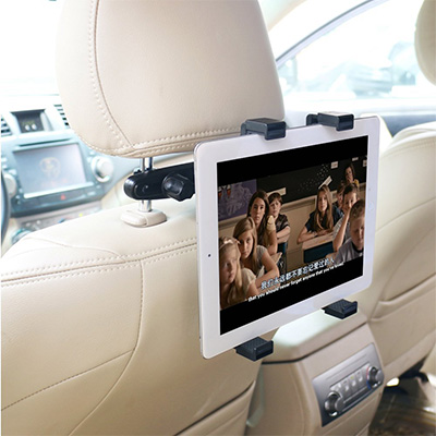 7. OHL PRO Car Headrest Tablet Bracket