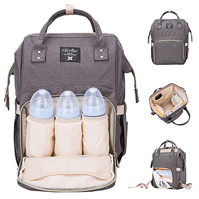 3. Life color Diaper Bag