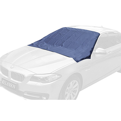 2. BURRANTON Magnetic Edges Windshield Snow Cover