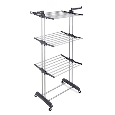 9. RichStar Upgraded Clothes Drying Rack